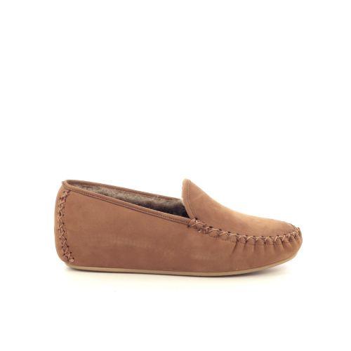 4t4 damesschoenen pantoffel naturel 200235