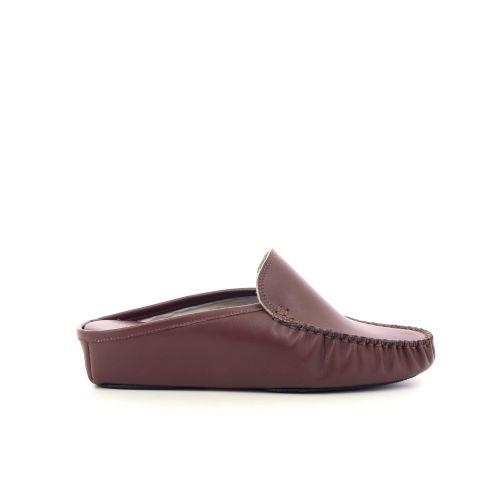 4t4 damesschoenen pantoffel naturel 217817