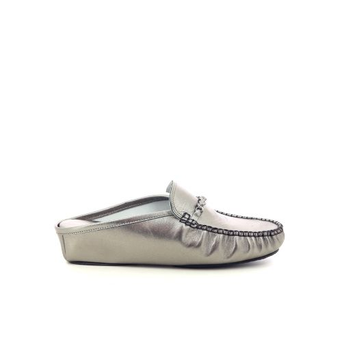4t4 damesschoenen pantoffel zwart 200232