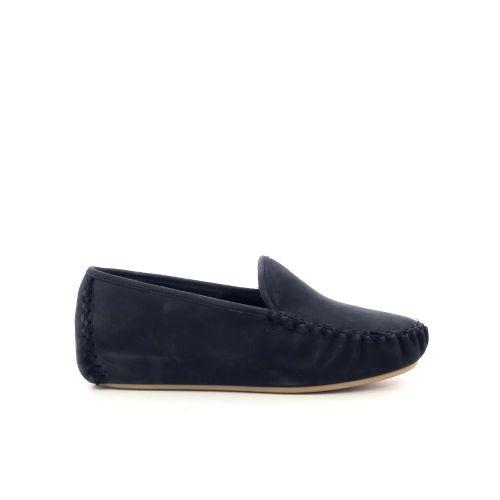 4t4  pantoffel zwart 210497