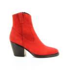 A.f. vandevorst damesschoenen boots rood 20193