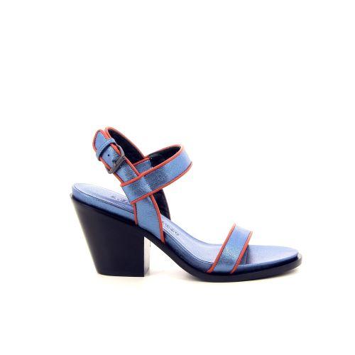 A.f. vandevorst solden sandaal jeansblauw 183997
