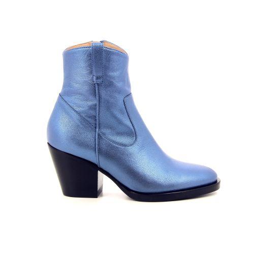 A.f. vandevorst solden boots jeansblauw 184000