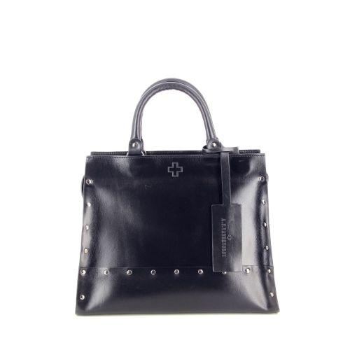 A.f. vandevorst tassen handtas zwart 201171