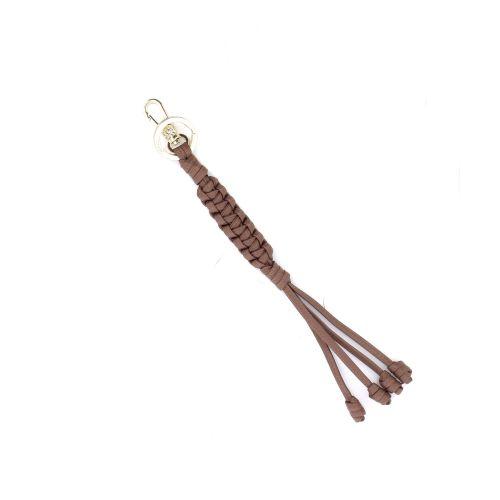 Abro accessoires sleutelhanger naturel 219290