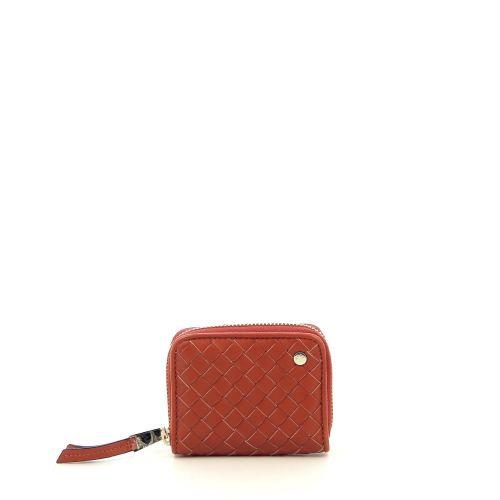 Abro accessoires portefeuille oranje 215431
