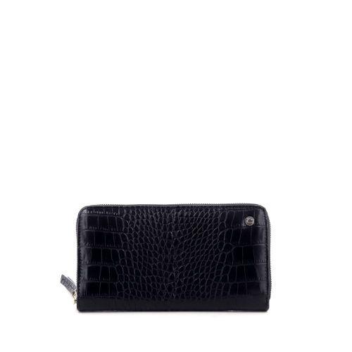 Abro accessoires portefeuille zwart 211261