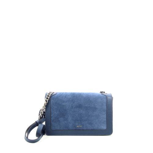 Abro  handtas jeansblauw 206500