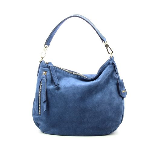 Abro  handtas jeansblauw 206515