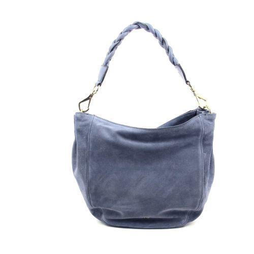 Abro  handtas jeansblauw 219266