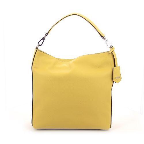 Abro solden handtas geel 196173