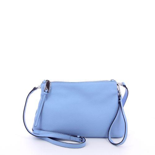 Abro solden handtas lichtblauw 196168