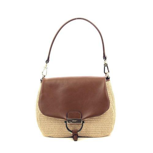 Abro tassen handtas beige 215435