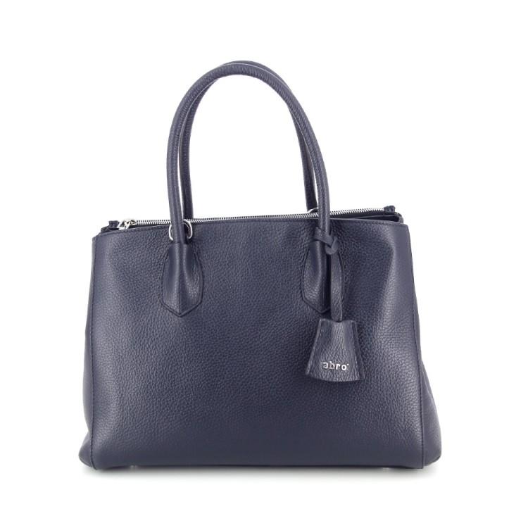 Abro tassen handtas donkerblauw 191051