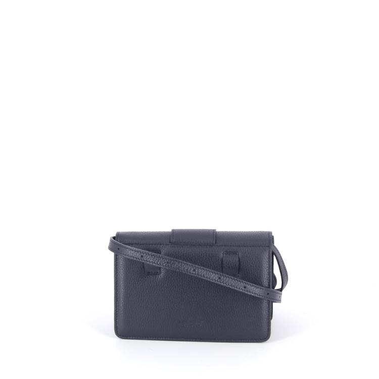 Abro tassen handtas donkerblauw 196178