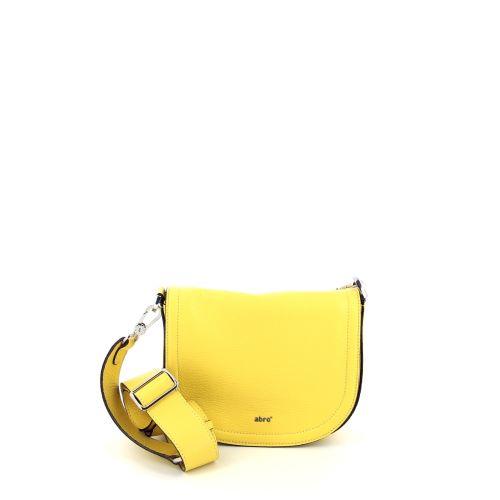 Abro tassen handtas geel 196149