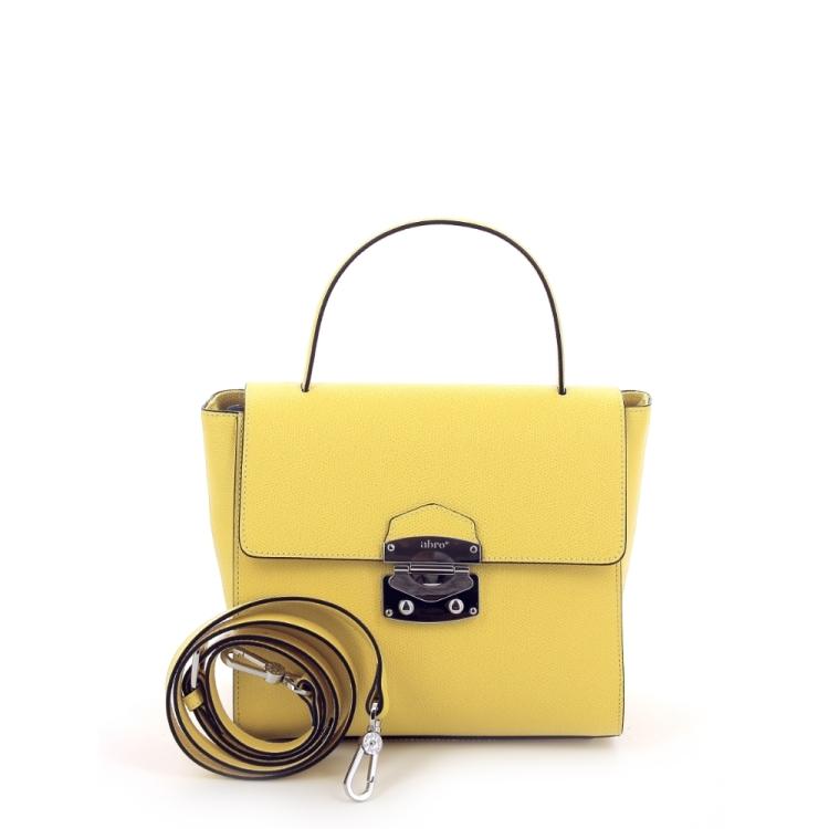 Abro tassen handtas geel 196195