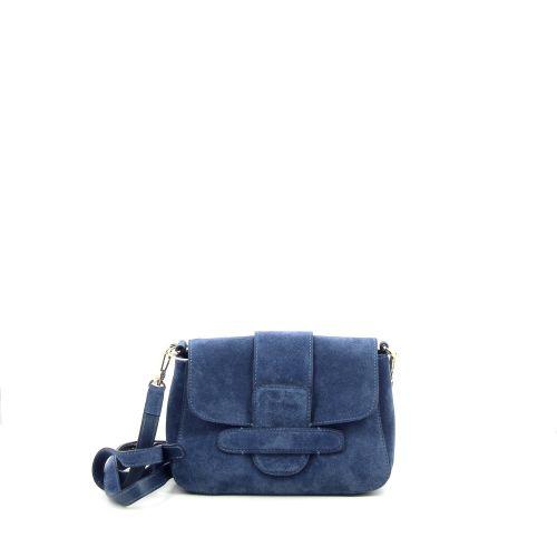 Abro tassen handtas jeansblauw 206506