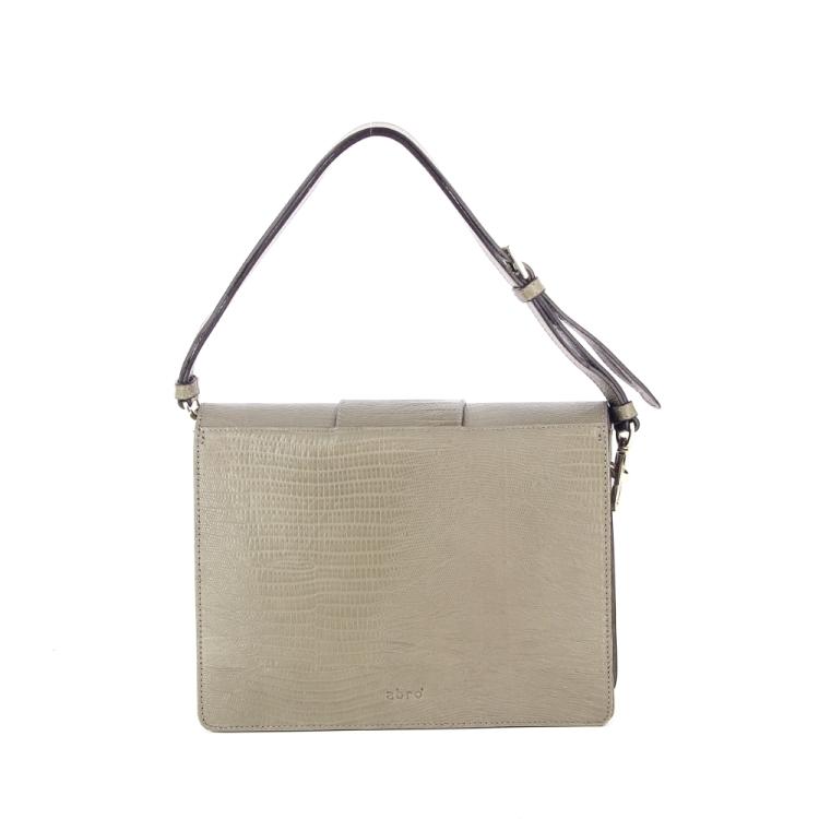 Abro tassen handtas kaki 191116