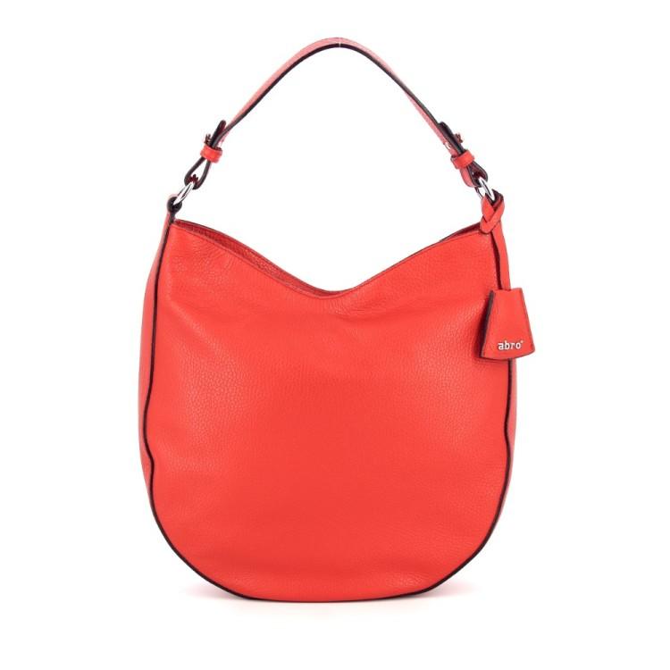 Abro tassen handtas rood 185468