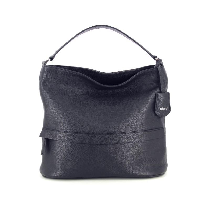 Abro tassen handtas zwart 201380