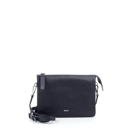 Abro tassen handtas zwart 206422