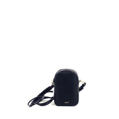 Abro tassen handtas zwart 219229