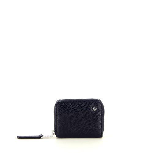 Abro  portefeuille zwart 215361