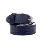 Accento accessoires riem blauw 191266