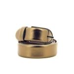 Accento accessoires riem goud 191270