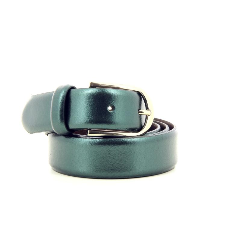 Accento accessoires riem groen 191270