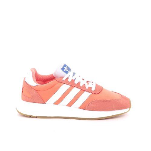 Adidas damesschoenen sneaker oranje 197326