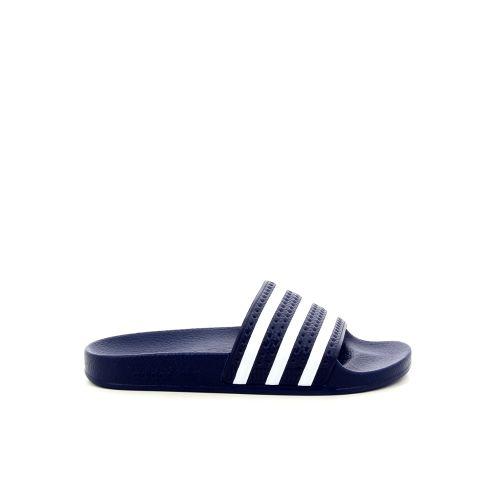 Adidas damesschoenen sleffer wit 182146