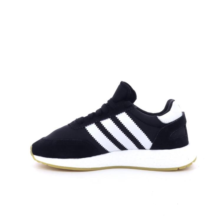 Adidas damesschoenen sneaker zwart 197325