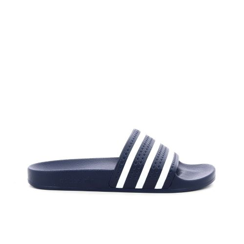 Adidas herenschoenen sleffer donkerblauw 201941