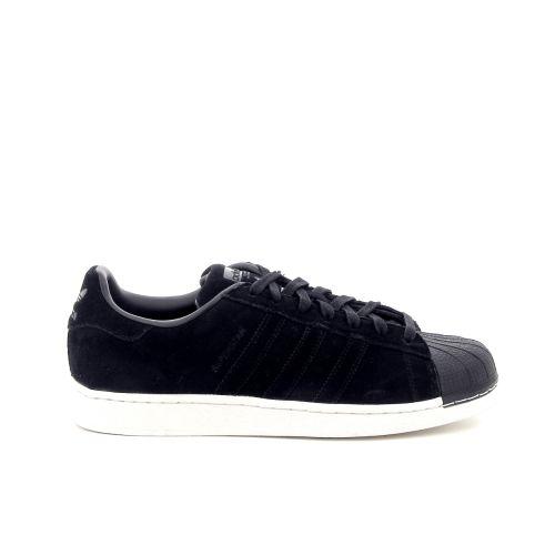 Adidas herenschoenen sneaker zwart 176214