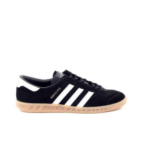 Adidas herenschoenen sneaker zwart 176223