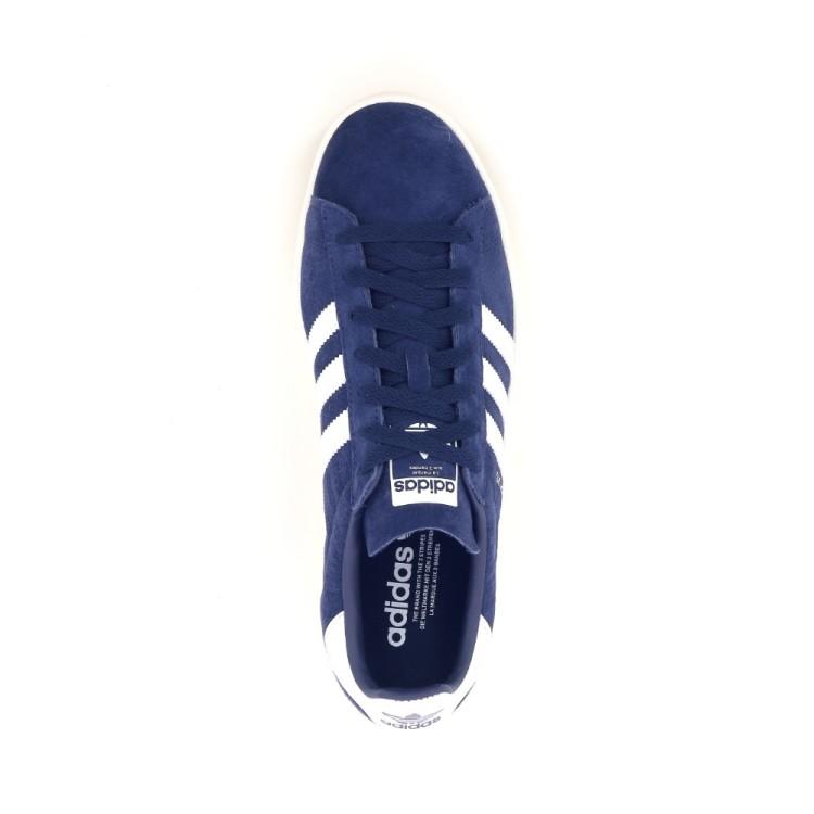 Adidas herenschoenen sneaker donkerblauw 201938