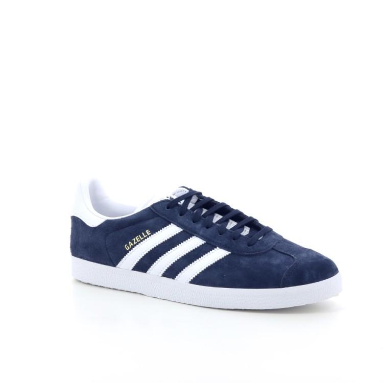 Adidas herenschoenen sneaker donkerblauw 201940