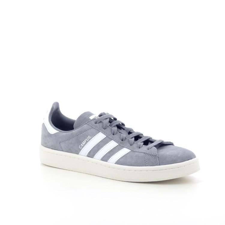 Adidas herenschoenen sneaker lichtgrijs 201937
