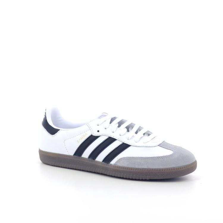 Adidas herenschoenen sneaker wit 201934