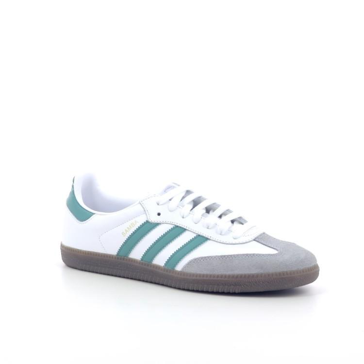 Adidas herenschoenen sneaker wit 201935