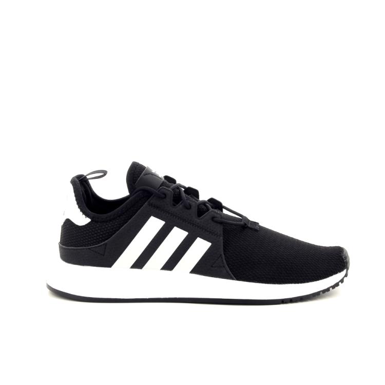 Adidas herenschoenen sneaker zwart 191388