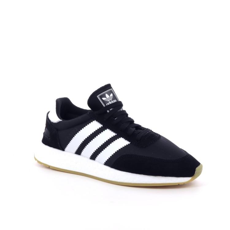 Adidas herenschoenen sneaker zwart 197331