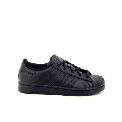 Adidas kinderschoenen sneaker zwart 186770