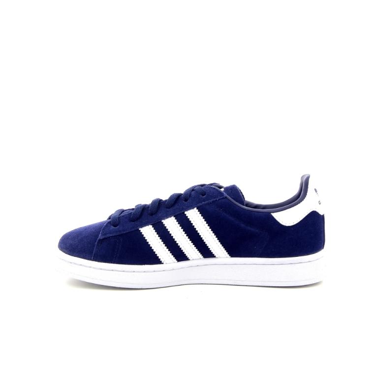 Adidas kinderschoenen sneaker donkerblauw 176259