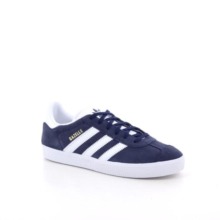 Adidas kinderschoenen sneaker donkerblauw 197338