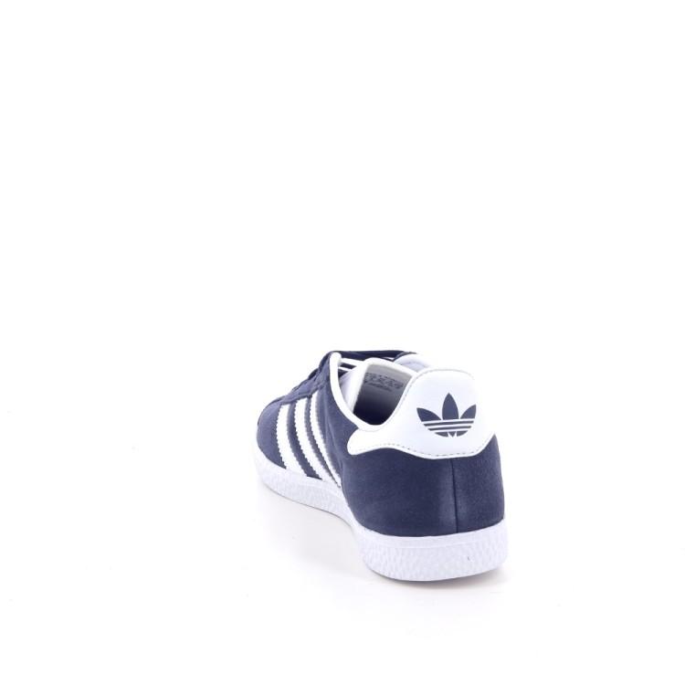 Adidas kinderschoenen sneaker donkerblauw 197339