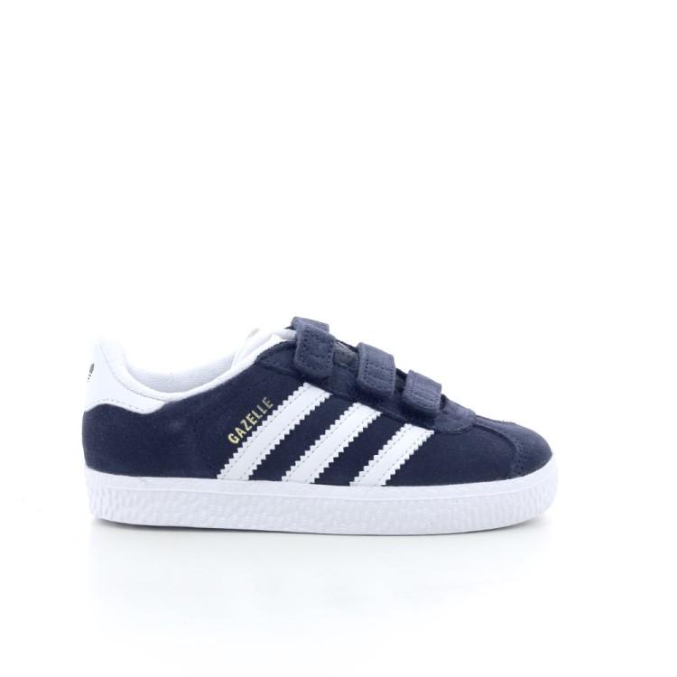 Adidas kinderschoenen sneaker donkerblauw 201909