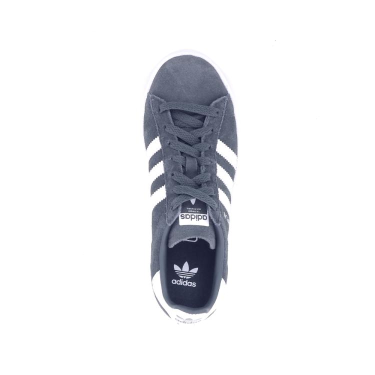 Adidas kinderschoenen sneaker grijs 191360